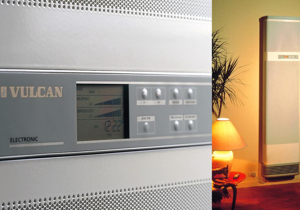 Vulcan gas heater repair service