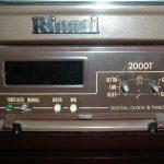 Rinnai 2000T