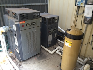 Gas Heater - Service - Repair - CO Safety Check